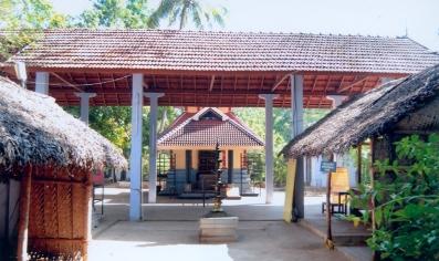 Samajam temple